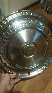 1957 Dodge Coronet Lancer Royal Hubcap Knight S Head
