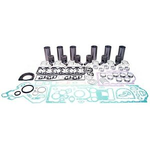 Case 207 Diesel Imajor Out Of Frame Engine Kit Early 584c 585c 580c 450 350