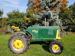 1952 Oliver Standard 88 Classic Tractor Antique excellent Condition