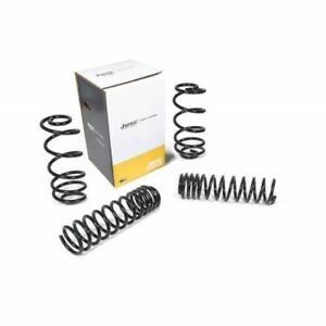Jks Jspec3200 2 Front Rear Lifted Coil Springs For 1997 2006 Jeep Wrangler Tj