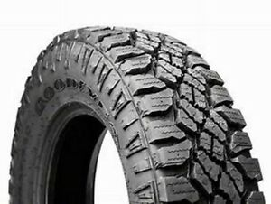 2857518 Lt285 75r18e Goodyear Wrangler Duratrac Blackwall 129q New Qty 4