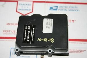 Bmw Abs Module Brake 0265950316 Tested And Working
