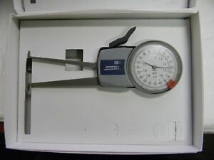 Spi Inside Dial Caliper Gage 1 2 To 2 Ball Contact Points 67947259