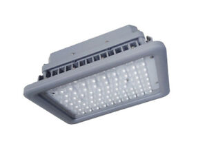 Explosion Proof Led Lighting A Ci D2 60w 8400 Lum 5000k 320w Hid Replacement