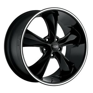 Cpp Foose F104 Legend Wheels 17x8 Fits Ford Mustang Falcon Galaxie