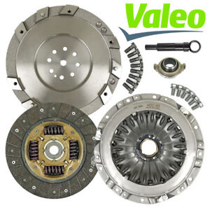 Valeo Clutch Solid Flywheel Conversion Kit For 2003 2008 Hyundai Tiburon 2 7l