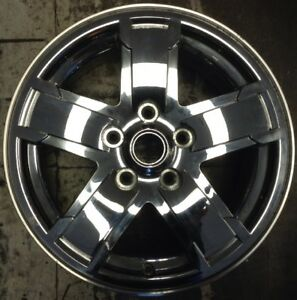 Jeep Grand Cherokee 2005 2006 2007 9054 Aluminum Oem Wheel Rim 17 X 7 5