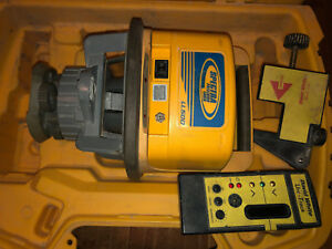 Trimble Spectra Precision Ll500 Rotary Laser With David White Receiver