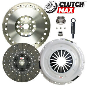 Cm Stage 2r Race Clutch Kit And Chromoly Flywheel 03 04 Mustang Mach 1 10 Spline