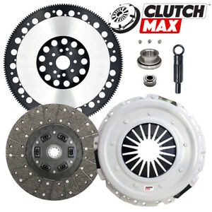Cm Stage 1 Clutch Kit Performance Light 8 Bolt Flywheel 96 04 Mustang Svt Cobra