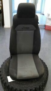 Jeep Tj Wrangler Oem Driver Left Front Seat Bucket Manual Cloth Fits 03 06 2367