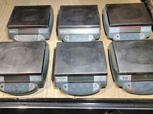 Lot Of 6 Ohaus Eb30 30kg Scales Working