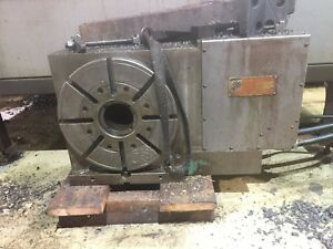 Golden Sun 4th Axis Rotary Table 12 Face Plate