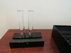 Movado Business Card Holder With Box