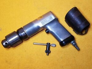 Snap On Tools Pd30 1 2 Pheumatic Air Drill With Jacobs 33b Chuck