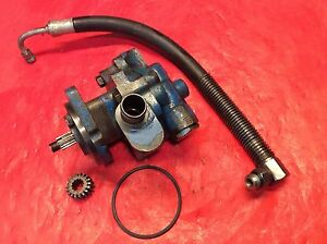 Ford 6000 Tractor Power Steering Pump Eaton Refurbished