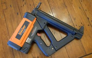 Ramset Fastrak Tf1100 Powder Actuated Tool Bare Tool