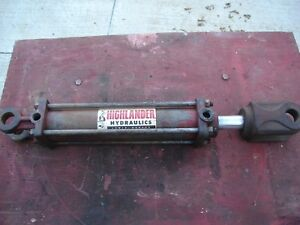 Highlander Lewis Kansas Square 1 way Cylinder Farmall International John Deere