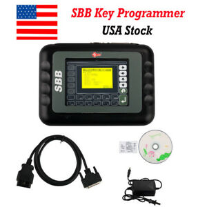 Usa Ship V33 S bb Auto Programmer In Immobilizer Units On Vehicle Multi language