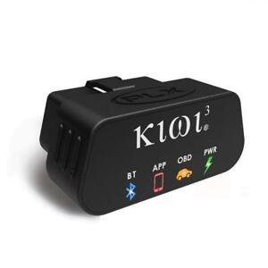 Plx Devices Kiwi 3 Bluetooth Obd2 Obdii Diagnostic Scan Tool For Android