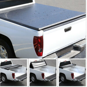 Tri fold Soft Tonneau Cover For 2002 2017 Dodge Ram 1500 1500 6 4ft 78 Bed
