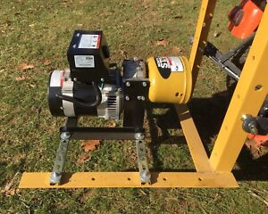 New Northstar 7200w 7800w Pto Generator Set Up For Kubota Bx Tractor