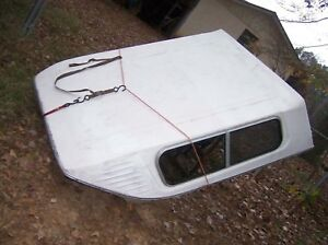 Camper Top Used 1978 1987 El Camino Local Pick Up Only Yctw