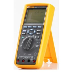 Fluke 289c With Coft Case Kch17 Handheld Digital Clamp Meter Multimeter Tester