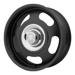 American Racing Vn50679006700 Rally One Piece Series Wheel 17 X 9