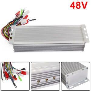 48 Voltage Electric Bicycle E bike Scooter Brushless Dc Motor Controller 1500w