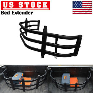 Truck Bed Extender Pick Up Car Rear Back Extension Holder Up To 26 Inches Black
