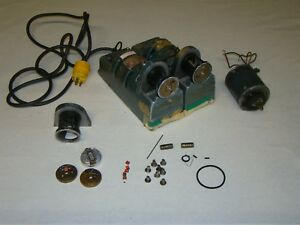 Carpenter 70a Swing Blade Dual Wire Stripper Machine With Spare Parts 571