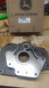 John Deere Trans Oil Pump Adapter Plate For 2640 And Other Models