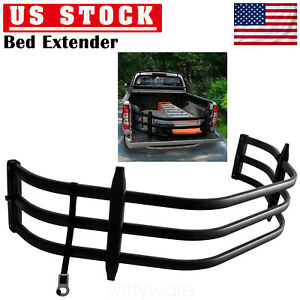 Truck Bed Extender Tailgate Extension Pickup Car Rear Expander Aluminum Alloy Us