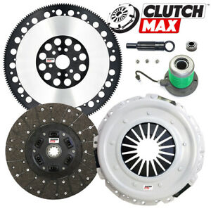 Cm Stage 2 Hd Clutch Kit Slave 16lbs Flywheel For 2005 2010 Ford Mustang Gt 4 6l