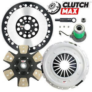Cm Stage 4 Clutch Kit Racing Flywheel For 2005 2010 Ford Mustang Gt 4 6l V8