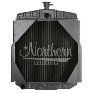 Northern D14 Agco allis Chalmers Tractor Radiator 15 1 4 X 15 3 8 X 2