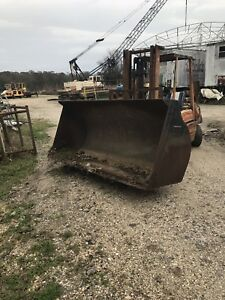 Caterpillar 924g Frontend Loader Bucket see Description For Sh