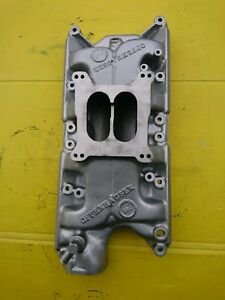 Ford 289 302 Offenhauser 360 Offy Aluminum Intake Manifold Fast Free Shipping