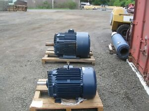 5 Marathon Electric Motors 125 Hp 60 hp 50 hp 30 hp 20 hp
