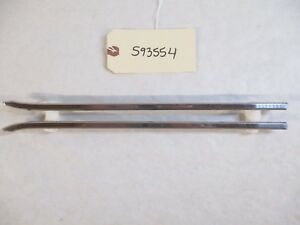 1959 Chevy Parkwood Kingswood Wagon Paint Dividers L r Oem