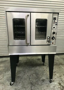 Gas Convection Oven Montague 115 Vectaire Commercial Bakery Nsf 9342 Commercial