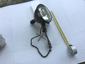 Nos Working Spotlight Cowl Light Cadillac Dodge Packard Stutz Buick Ford