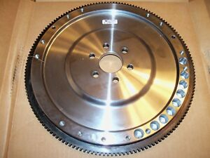 Ford Perf Billet Steel Flywheel 6bolt 50 Oz new m 6375 c302b 81 95 Mustang V8