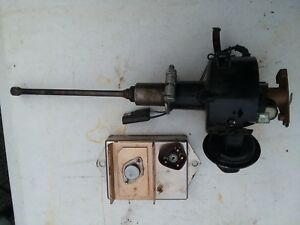Lincoln Flat Head 337 V8 Electronic Ignition