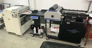 Graphic Whizard Vividcoater With Creasemaster Plus Both Included