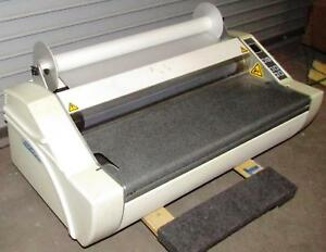 Ledco Compass W 27 Hot Roll Laminator 27
