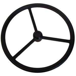 Steering Wheel Fits Ford New Holland Tractor 6610 701 7600 7610 800 801 8n