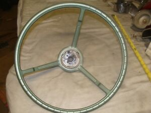 1962 Ford Steering Wheel