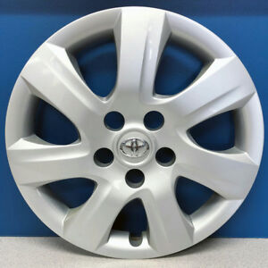 One 2010 2011 Toyota Camry 61155 16 Hubcap Wheel Cover Oem 4260206050